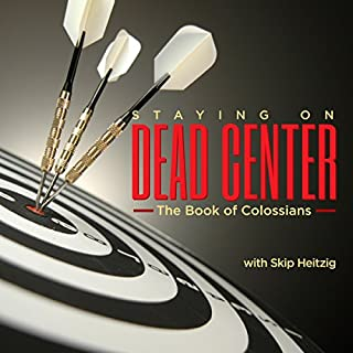 51 Colossians - Staying on Dead Center - 1991 cover art