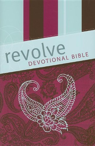 Revolve Devotional Bible: New Century Version, Full Color White Endsheets, Youth and Teen