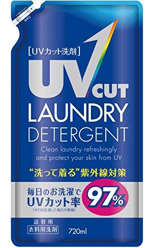 UVカット液体洗剤 ベビーフローラルの香り 詰替 720ML