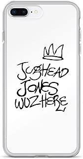 jughead jones wuz here phone case
