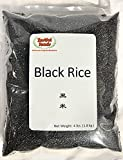 Zestful Foods Black Rice, 4 Pounds