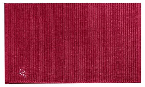 Olivo Tappeti Tappeto Cucina Formula passatoia Varie Misure Cotone 100% (Rosso, 50x80 cm)