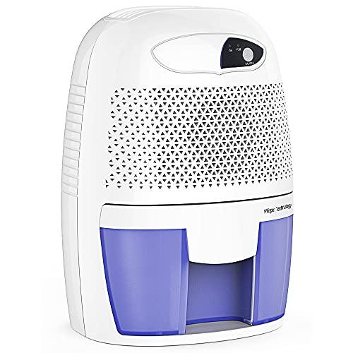 UAAA Portatile 500 ml Mini Deumidificatore Auto Spegnimento Estratti Umidità Home Office