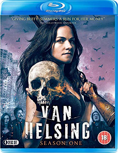 Van Helsing Season One [Blu-ray] [Reino Unido]