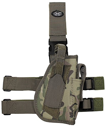 MFH Right Leg Holster Operation Camo