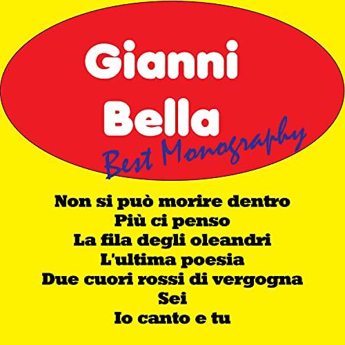 Best monography: gianni bella