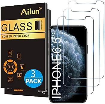 3-Pack Ailun Anti Scratch Tempered Glass Screen Protector