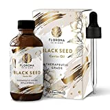 Black Seed Oil Nigella Sativa Seed Oil – (118ml, 4oz) Premium Pure Cold-Pressed Black Cumin Seed Oil Super antioxidant for Immune Support, Joints, Digestion, Hair & Skin
