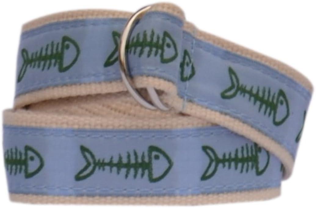 Bean Belts Boy's Preppy Bonefish Belt