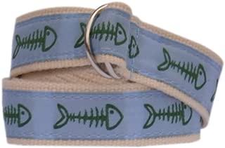 Bean Belts Boy's Preppy Bonefish Belt (Medium (2T-4T))