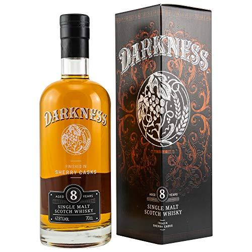 Darkness - Speyside Single Malt - 8 year old Whisky