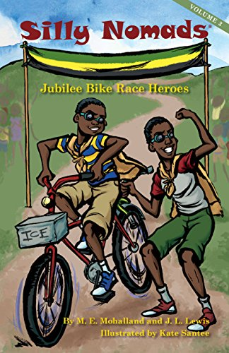 Silly Nomads Jubilee Bike Race Heroes (English Edition)