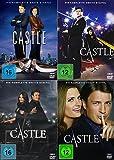 Castle - Die komplette 1. + 2. + 3. + 4. Staffel (21-Disc / 4-Boxen)