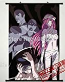 Cartoon world Elfen Lied Lucy Home Decor Japanese Poster Wall Scroll Anime Cosplay