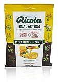 Best Cough Drops With Echinacea Honeies - Ricola Dual Action Honey Lemon Herbal Cough Suppressant Review