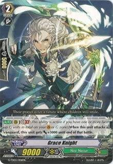 Cardfight!! Vanguard TCG - Grace Knight (G-TD03/006EN) - G Trial Deck 3: Flower Maiden of Purity