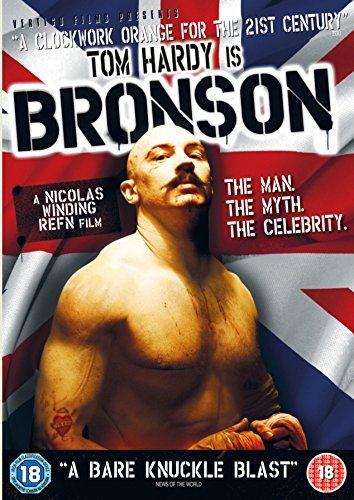 Bronson [DVD] by Tom Hardy