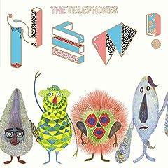 the telephones「Clumsy」のCDジャケット