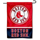 WinCraft Boston Red Sox Double Sided Garden Flag