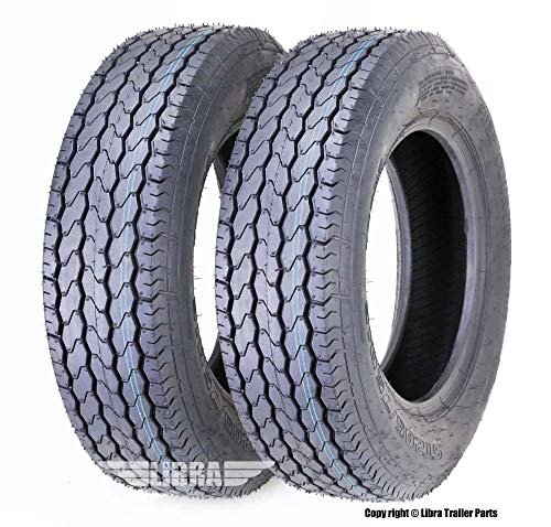 2 Premium Free Country Trailer Tires ST 205/75D14 F78-14- 11020 …