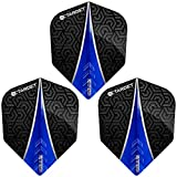 TARGET Dart Flight Set Ultra Vision 100 Blue Fin No.6