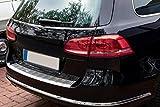 Recambo CT-LKS-2400 Protezione paraurti in Acciaio Inox Opaco per VW Passat B7 Variant + all Track,...