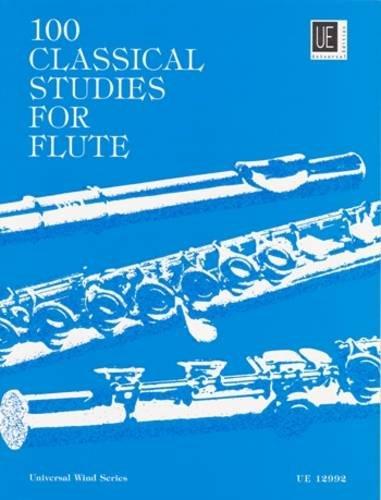 100 Classical Studies: für Flöte.