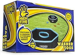 High Five Sportswear Washer Toss Outdoor Summer Game