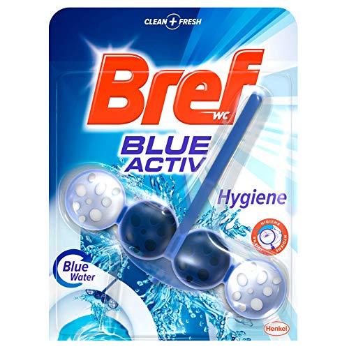 Bref WC Blue Activ Limpiador para Inodoro - 50 g