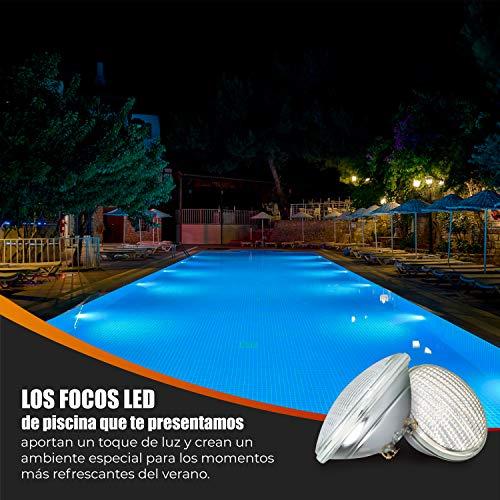 Popp Iluminación de estanques y piscinas