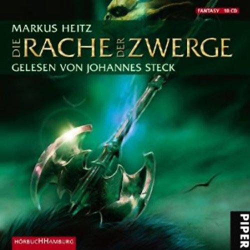 Die Rache der Zwerge (Die Zwerge 3) cover art
