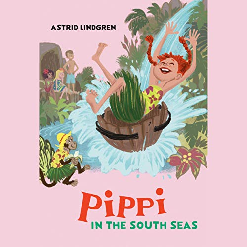 Pippi in the South Seas cover art