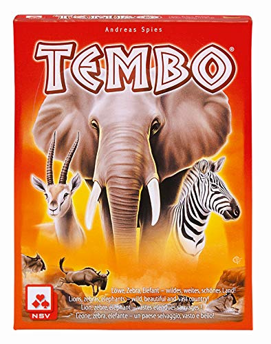 NSV - 4046 - TEMBO - International - Kartenspiel