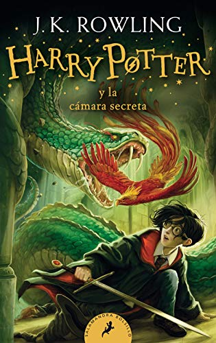 Harry Potter Y La Cámara Secreta (Harry Potter 2) / Harry Potter and the Chamber of Secrets