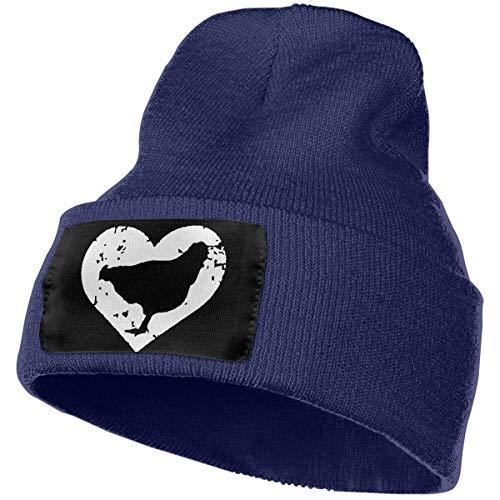 iuitt7rtree Warme Wollmütze für Männer Frauen, Leukämie-Bewusstseins-Strumpf-Kappe