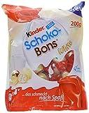 Kinder Schoko Bons White, 1er Pack (1 x 200g) -