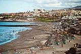 CHXFit Strand auf Teneriffa - Malen nach Zahlen für