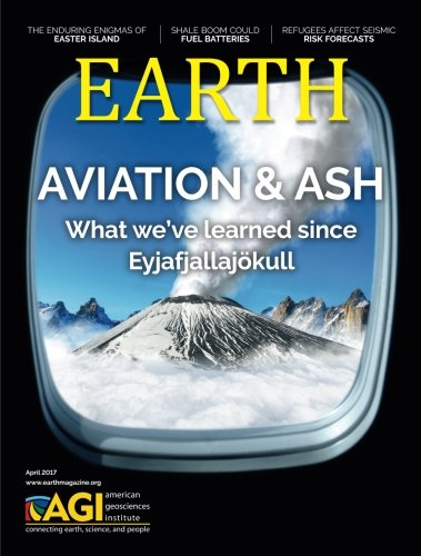EARTH Magazine: April 2017