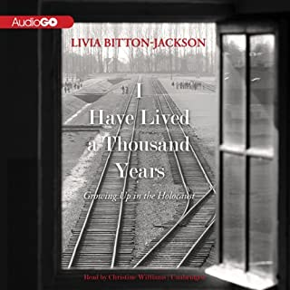 I Have Lived a Thousand Years cover art
