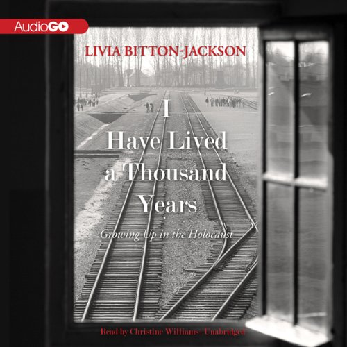 I Have Lived a Thousand Years  Audiolibri