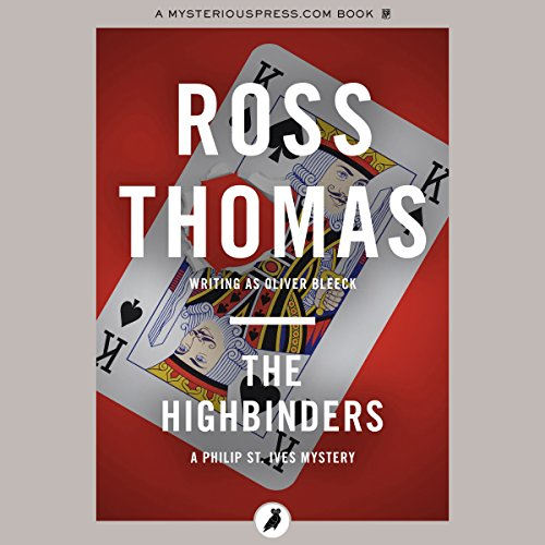 The Highbinders audiobook cover art
