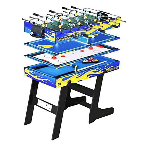 Tischkicker Tischfußball Puzzle-Spieltisch Tischfußballtisch Kinderspielzeug Tischtennisplatte Billardtisch Einkaufszentrum-Spielmaschine Fun-Sportarten