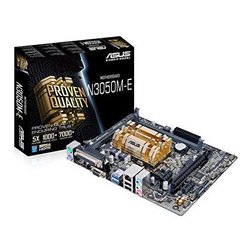 Asus N3050M-E Dual Core Intel Celeron Micro ATX moederbord