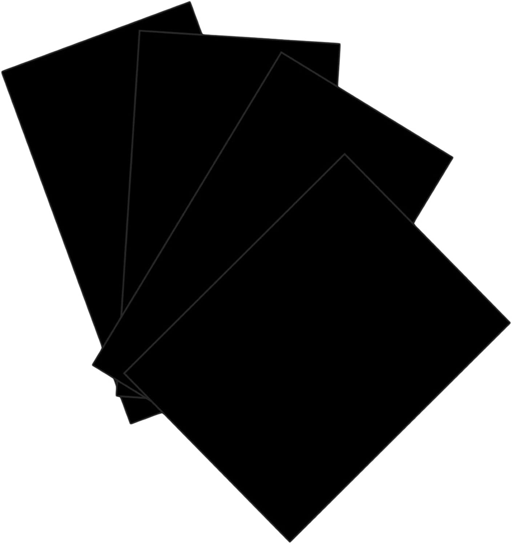House of & Papier Papier Papier 220 gsm A2 KARTE – Schwarz (50 Stück Blatt) B01N1V10FW | König der Quantität  | Verschiedene  | Online-Exportgeschäft  8a86db