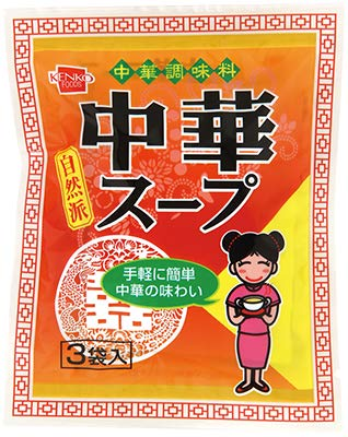 健康フーズの中華スープ96g×4個 JAN: 4973044022177