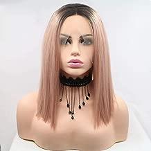 Asdfnfa Long Hair Heat Resistant Straight Cosplay Wig
