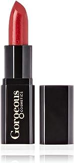 Gorgeous Cosmetics Cream Finish Lipstick with Vitamin E, Majestic, 4g