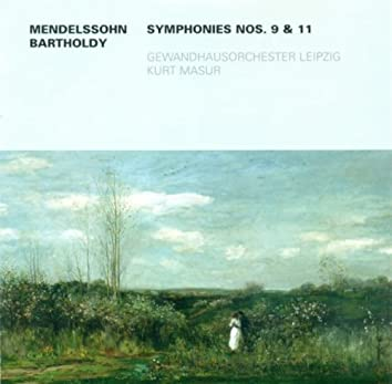 Mendelssohn Bartholdy: Sinfonias Nos. 8 and 11