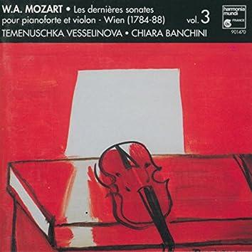 Mozart: The Late Sonatas for Pianoforte and Violin