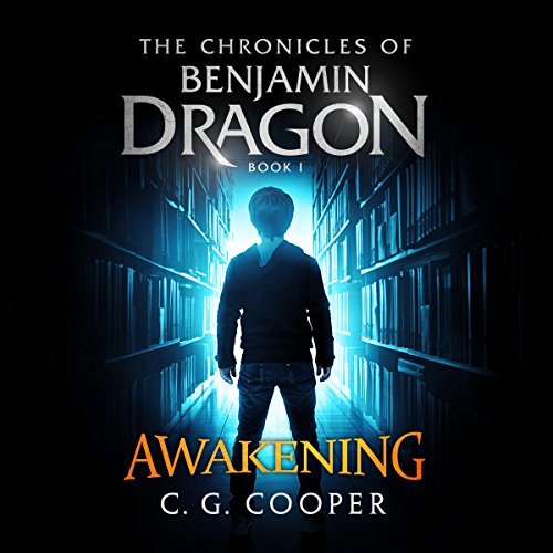 Benjamin Dragon - Awakening audiobook cover art